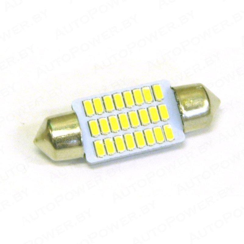 Светодиод T11-24-4014-12V-W-36