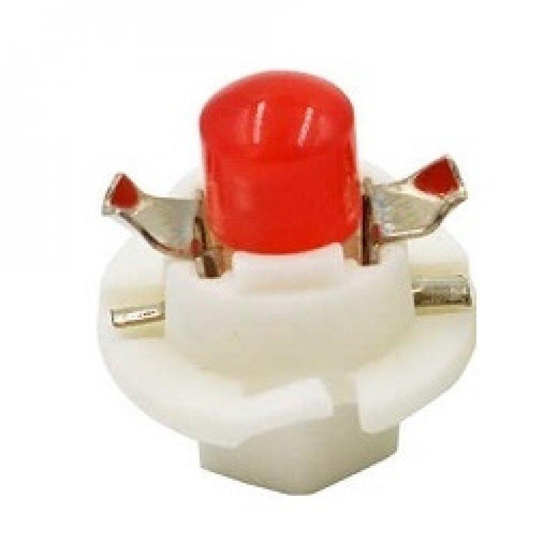 Светодиод для приборной панели B8.4 COB Красный 01513RA