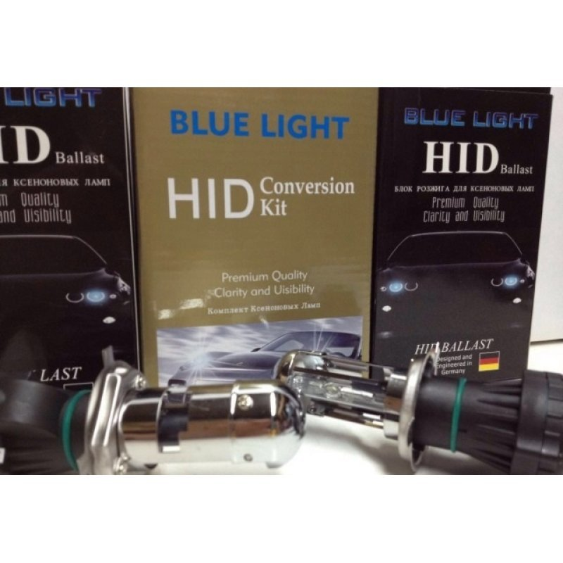 Комплект ксенона H3 Blue Light Mini